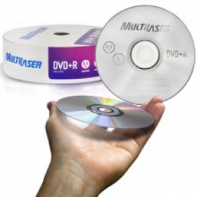 DVD-R ENVELOPE (UNID) - MULTILASER / MAXPRINT
