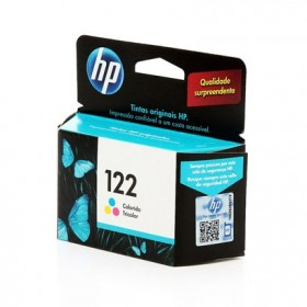 CARTUCHO HP 122 COLOR - CH562HB - 1,5ML