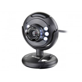 WEBCAM  / WEB CAM NIGHT VISION - 16MP - PLUG & PLAY - USB - MULTILASER - WC045